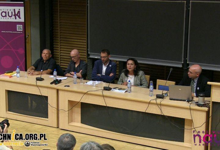 Polska, ale czyja?, II Rzeczpospolita, XXII Festiwal Nauki, debata