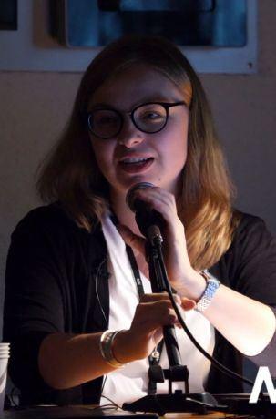 Dr Agnieszka Bagińska, wykład Pracownia Józefa Brandta, Muzeum Narodowe w Warszawie
