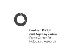 Centrum Badań nad Zagładą Żydów, logo