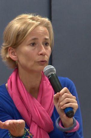 Anna Andrzejewska, wykład o Treningu Pozytywnej Neuroplastyczności, Kawiarnia Naukowa 1a