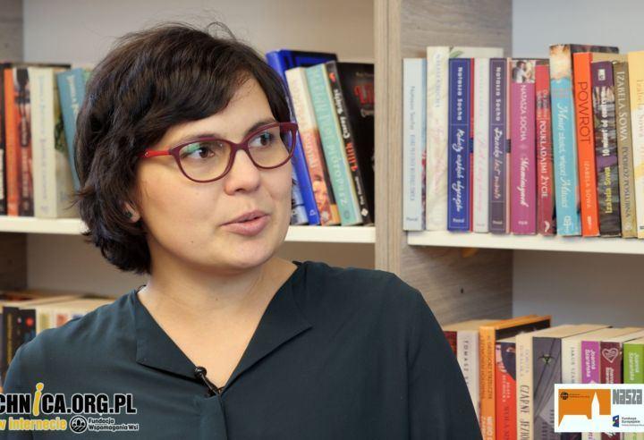 Bernadetta Janik, planistyka Urzędu Miejskiego w Gogolinie