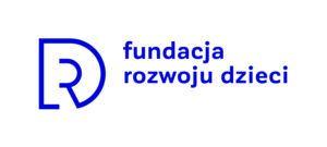 Obraz przedstawia logo Fundacji Rozwoju Dzieci