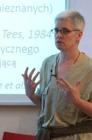 Prof. dr. hab. Ewa Haman, wykład Rozwój Językowy Najmłodszych Dzieci, Fundacja Rozwoju Dzieci
