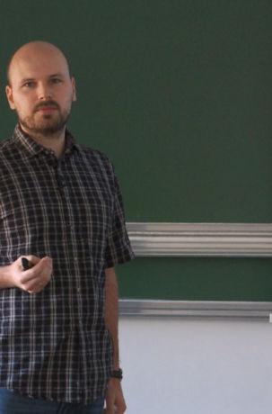 Łukasz Mazurek - wykład Bitcoin i inni. Kryptografia i kryptowaluty - Festiwal Nauki w Warszawie