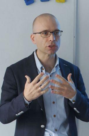 Chiny innowacyjne – mocarstwo wiedzy, wykład dr. Marcina Jacoby