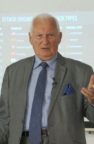 Nauka w walce z przestępczością - wykład prof. Brunona Hołysta