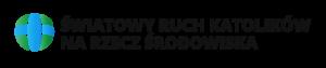Obrazek przedstawia Logo Światowego Ruchu Katolików na rzecz Środowiska