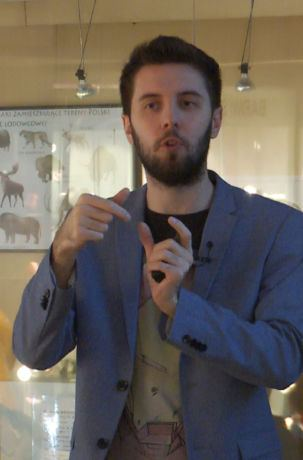 Wykład w Muzeum Ziemi w Warszawie: Dr Daniel Tyborowski opowiada, jakie największe wymarłe zwierzęta zamieszkiwały naszą planetę
