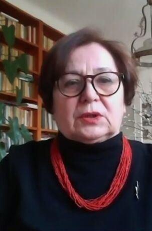Prof. Maria Halamska